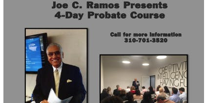 4-Day Probate Course