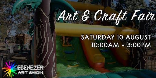 Ebenezer Art Show | Kids Activities Wrist Band