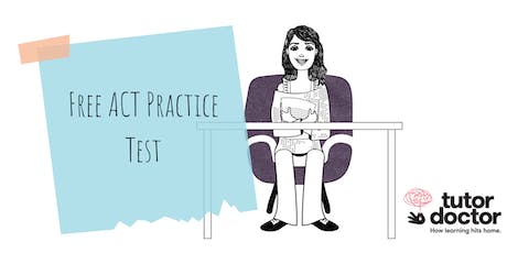 Free ACT Practice Test tickets