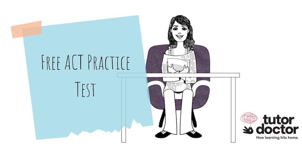 Free ACT Practice Test Registration, Multiple Dates | Eventbrite