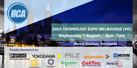 IICA Melbourne Technology Engineering Expo tickets