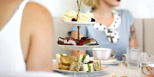 Vegan Afternoon Tea  - Aimee Provence