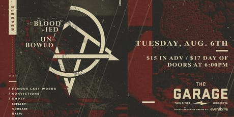 Oh, Sleeper tickets