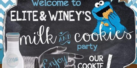 Milk & Cookies Family Paint Night! tickets