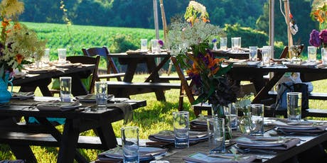 10th Anniversary Field to Fork Dinner tickets