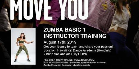 Zumba Instructor Training class