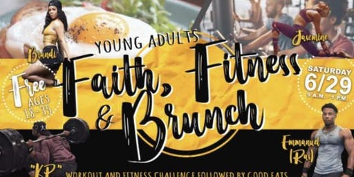 Faith, Fitness & Brunch