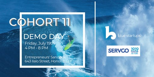 Blue Startups Cohort 11 Demo Day