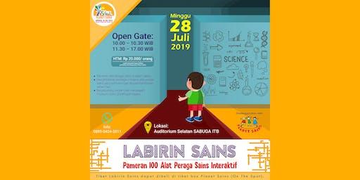 LABIRIN SAINS (Festival Planet Sains 2019)