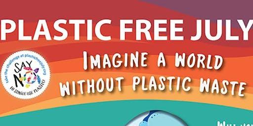 Plastic Free July Kids Holiday Workshop