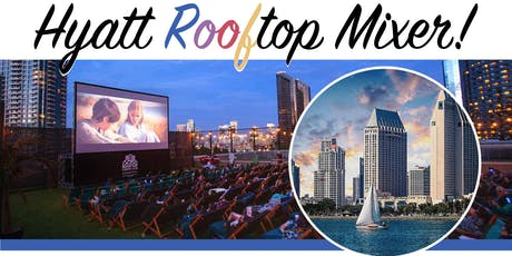 Hyatt Rooftop Mixer tickets
