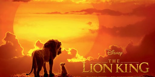 The Lion King Opening Night