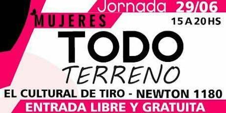 JORNADA MUJERES TODO TERRENO  entradas