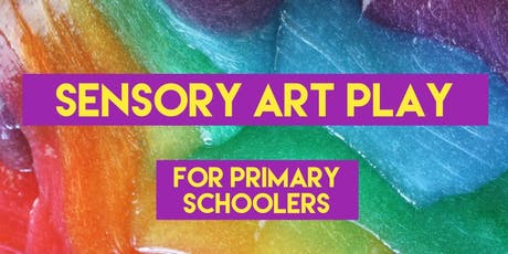 KIDS - Sensory Art Play for Primary Schoolers tickets