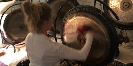 Breathwork with Gong Bath tickets