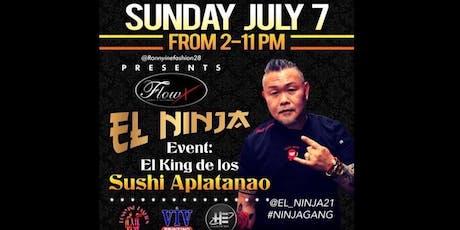 Flow X Brunch: Featuring El Ninja tickets