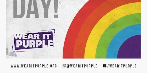 Wear It Purple Trivia Night