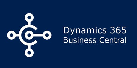 Nashville, TN | Introduction to Microsoft Dynamics 365 Business Central (Previously NAV, GP, SL) Training for Beginners | Upgrade, Migrate from Navision, Great Plains, Solomon, Quickbooks to Dynamics 365 Business Central migration training bootcamp tickets