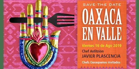 Vendimia Oaxaca en Valle boletos