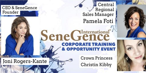 SeneGence Corporate Training & Opportunity Event