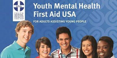Youth Mental Health First Aid & Naloxone training