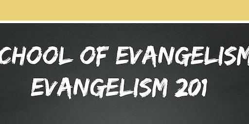EVANGELISM 201