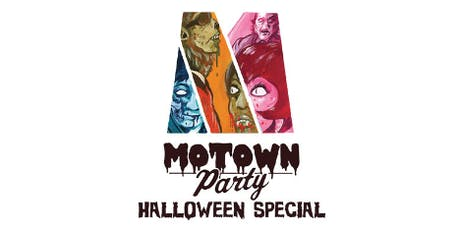 MOTOWN PARTY HALLOWEEN tickets
