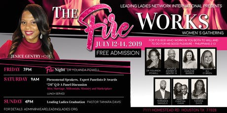 """ The Fire Works Women's Gathering"" tickets"