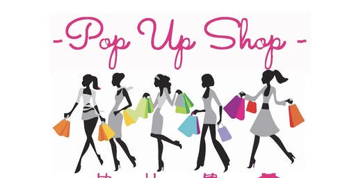 ADULT Pop Up Shop with Bedroom Kandi & Vendors
