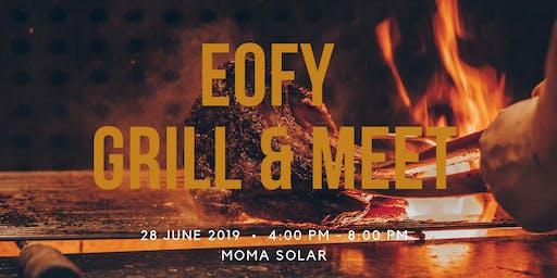 2019 EOFY Grill & Meet @ MOMA Solar