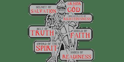 2019 Armor of God 1 Mile, 5K, 10K, 13.1, 26.2 - Colorado Springs