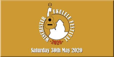 Winchester Ukulele Festival 2020 tickets