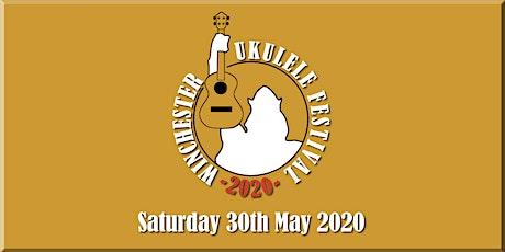 Winchester Ukulele Festival 2021 tickets