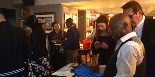 FASHION BUSINESS NETWORKING IN LONDON - BRANDS, SUPPLIERS, AGENTS, INFLUENCERS & BUYERS