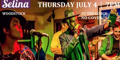 RAS T ASHEBER POSSE THURSDAY JULY 4th 7PM at SELINA Summer Pop-Up