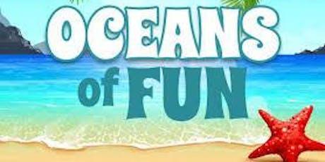 SUMMER ART CAMP-Ocean Theme tickets