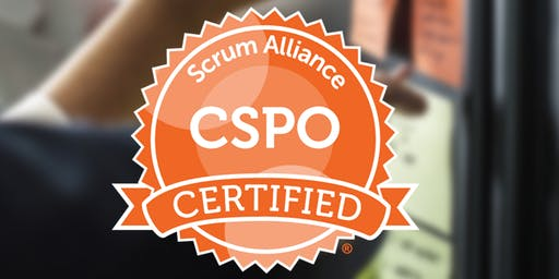 Certified Scrum Product Owner Training Class in Washington DC (CSPO)