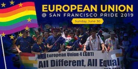 European Union Nations at San Francisco Pride 2019 tickets