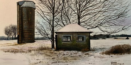 """Garden State Watercolor Society """"Small but Mighty"""" Exhibition  tickets"""