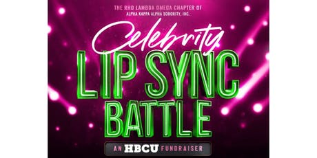 AKA Celebrity Lip Sync Battle tickets