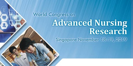 28th World Congress on Advanced Nursing Research and Healthcare (CNE Credit tickets