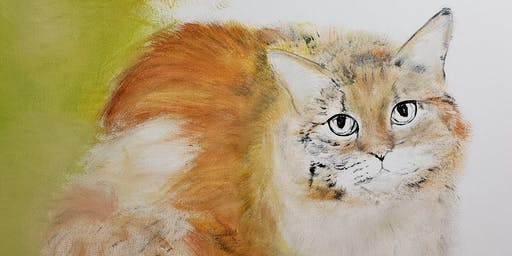 Paint Class - Paint Your Pet at Willington Pizza House