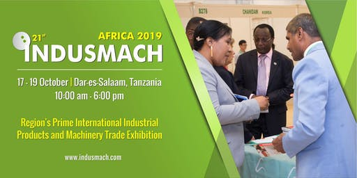 21st Indusmach Tanzania 2019