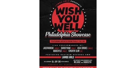 WISH YOU WELL SHOWCASE tickets