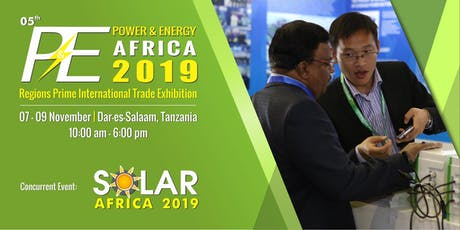 05th Power and Energy Tanzania 2019 tickets