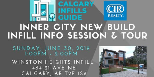 Inner City New Build: Infill Info Session & Tour