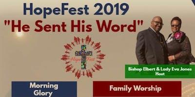 HopeFest 2019
