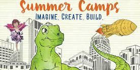 SUMMER ART CAMP-DINOSAURAMA tickets