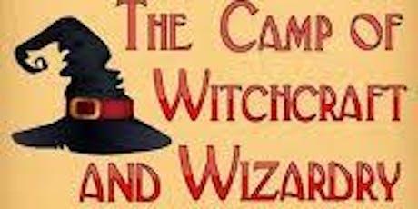 MAGICAL MUGGLES ART CAMP tickets