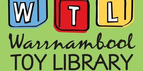 Warrnambool Toy Library 40th Birthday Party tickets